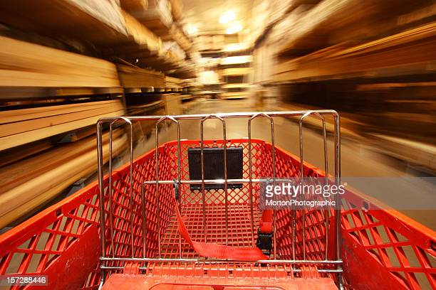Shopping Cart On The Go