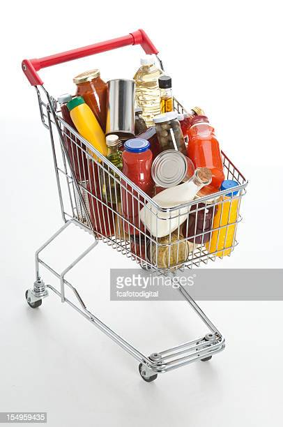 Shopping Einkaufswagen