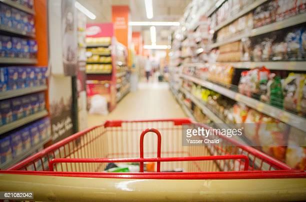Shopping Cart POV