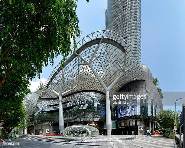 Shopping Centre, Orchard Road, Singapur