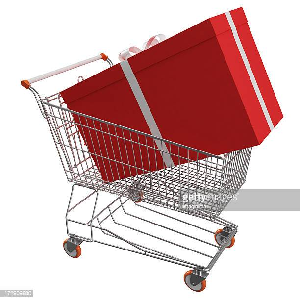 Shopping Concept : Big Gift