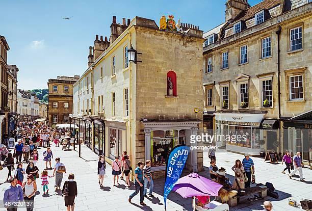 Shopping Day in Bath