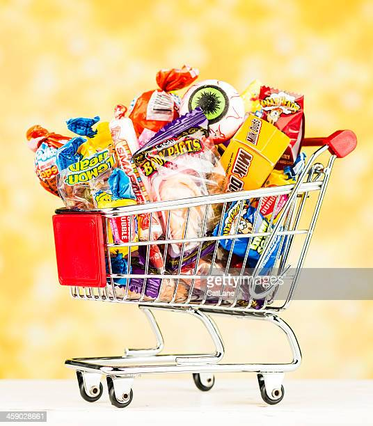 Shopping for Halloween Candy