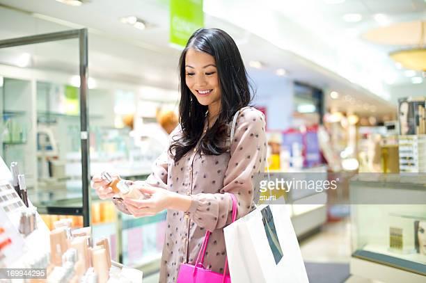 shopping for make up