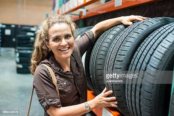 Shopping for tires