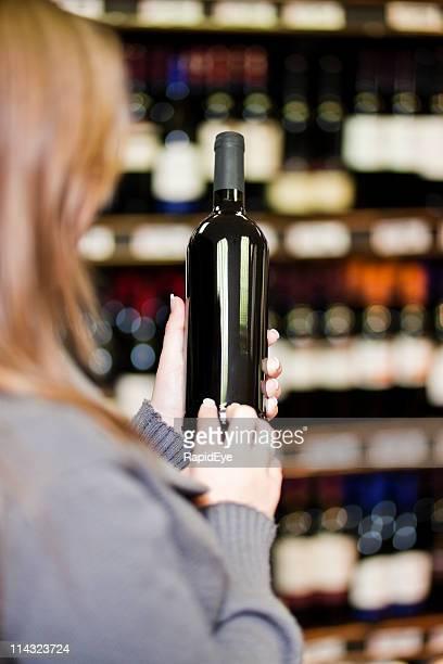 Compras para vinho