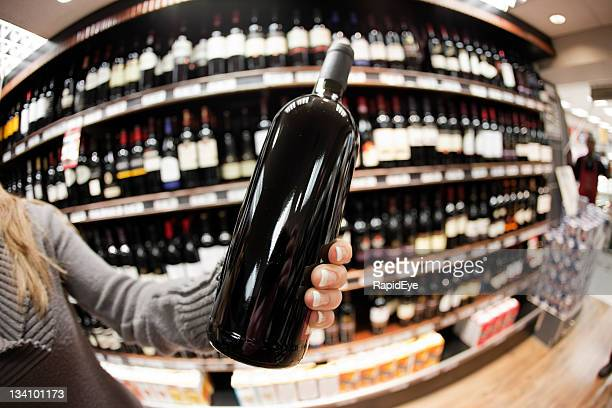 Shopping for wine