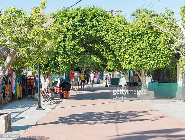 Shopping in Loreto Mexico
