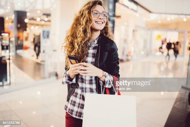 Shopping in the Mall