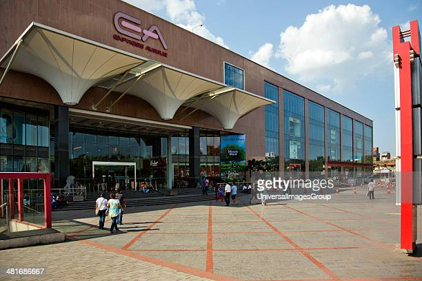 Shopping mall in a city Express Avenue Chennai Tamil Nadu India