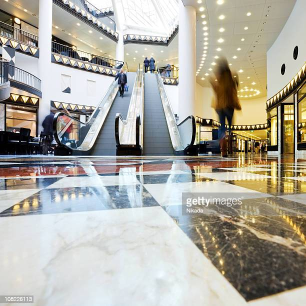 shopping mall - premium access stock pictures, royalty-free photos & images