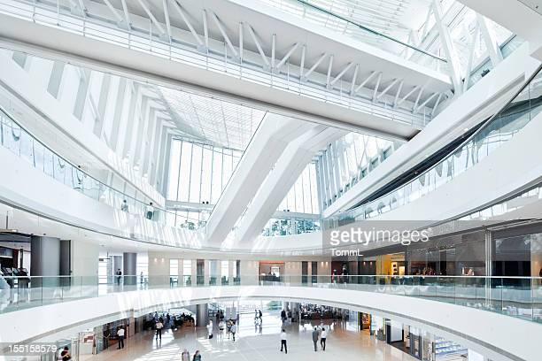 shopping mall - shopping mall stock pictures, royalty-free photos & images