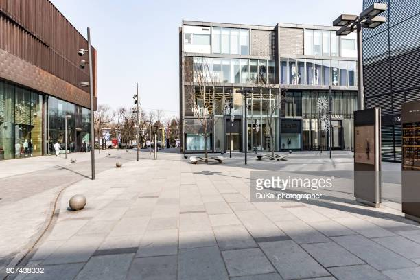 shopping mall - high street stock pictures, royalty-free photos & images