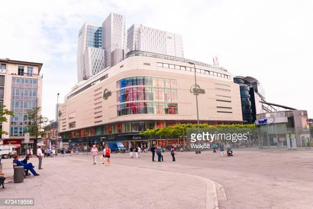 Shopping Mall Zeil Frankfurt Germany