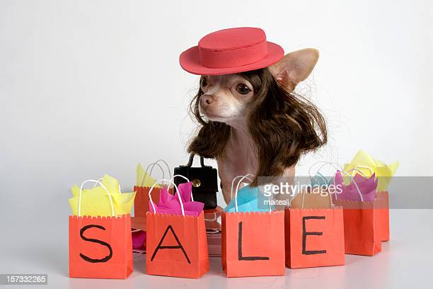 shopping on sale