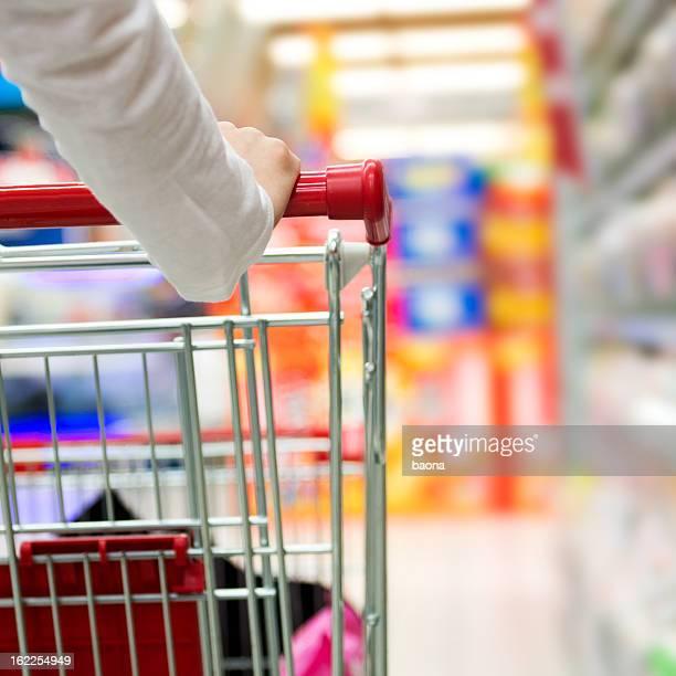 de compras - mercado espaço de venda no varejo - fotografias e filmes do acervo