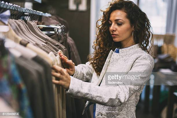 shopping - women wearing see through clothing stock photos and pictures