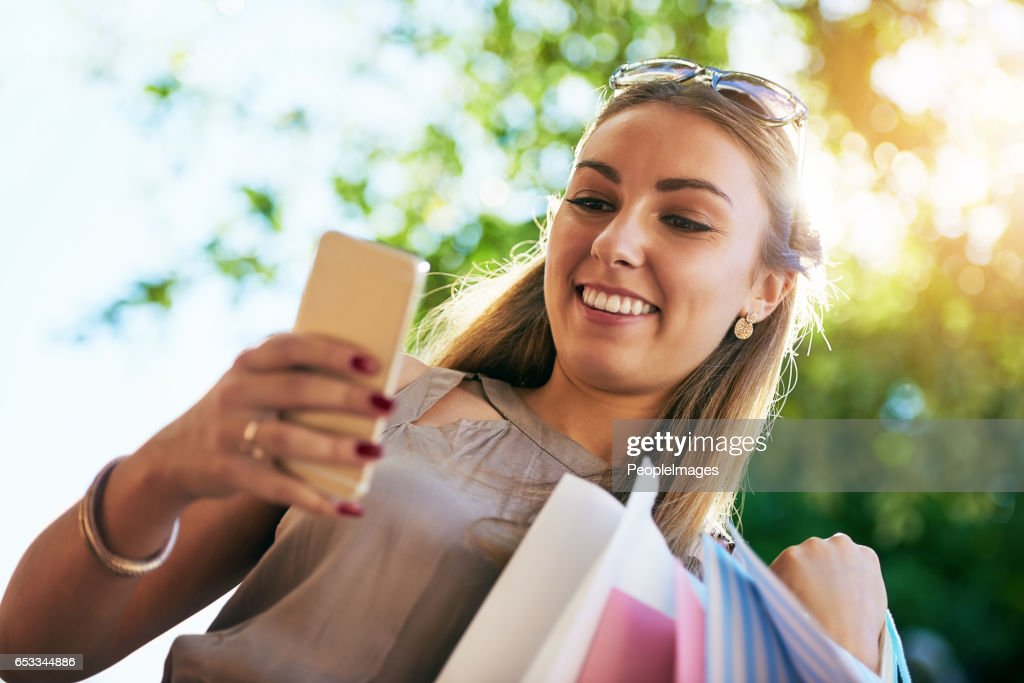 #Shopping : Stock Photo