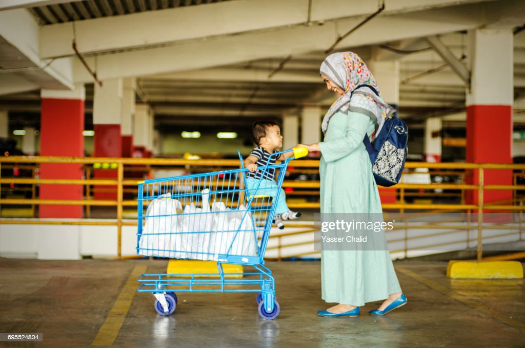 SEA: Shopping : Stock Photo