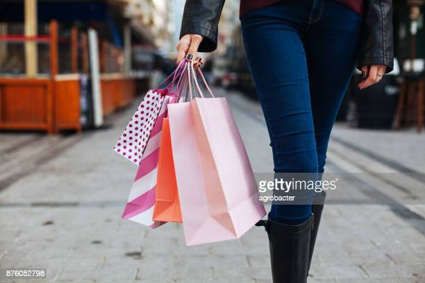 shopping - black friday stock photos and pictures
