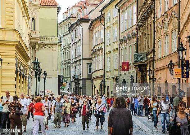 Shopping Prague