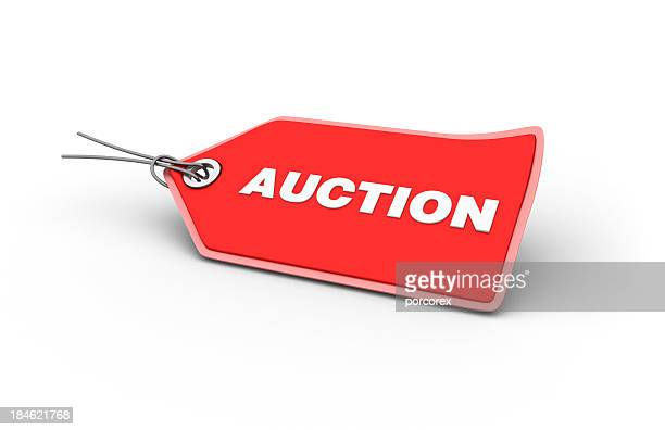 AUCTION Shopping Tag