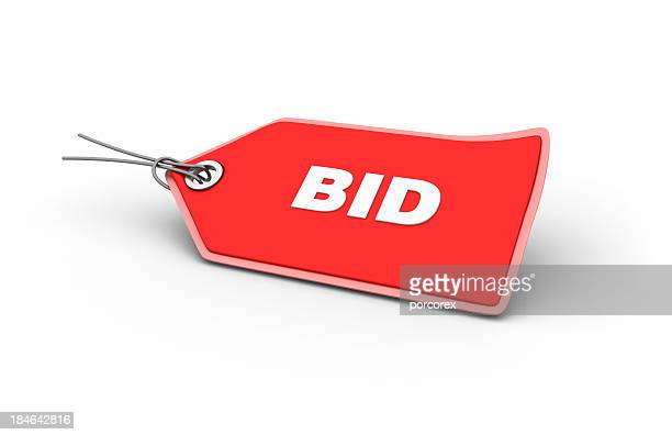 BID Shopping Tag