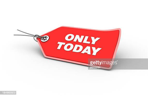 ONLY TODAY Shopping Tag