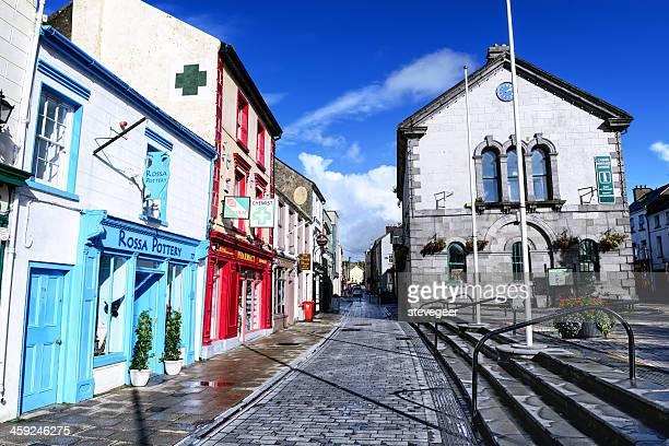 ショップやヘリテージセンター、cashel 、アイルランド - ティッペラリー州 ストックフォトと画像