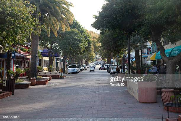 shops in avalon, catalina island - terryfic3d stock pictures, royalty-free photos & images