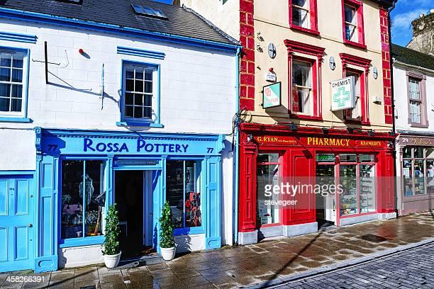 Shops in Cashel, Ireland