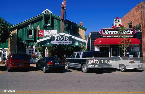 Shops in The Ozarks.