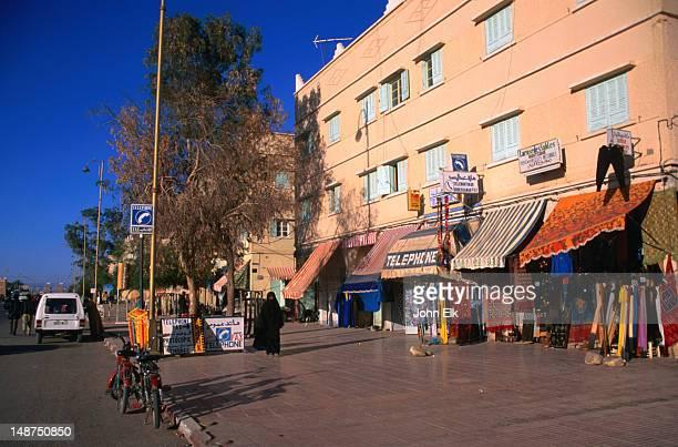 Shops of Zagora.