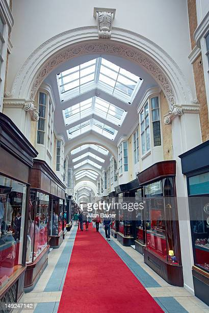 Shops on Burlington Arcade