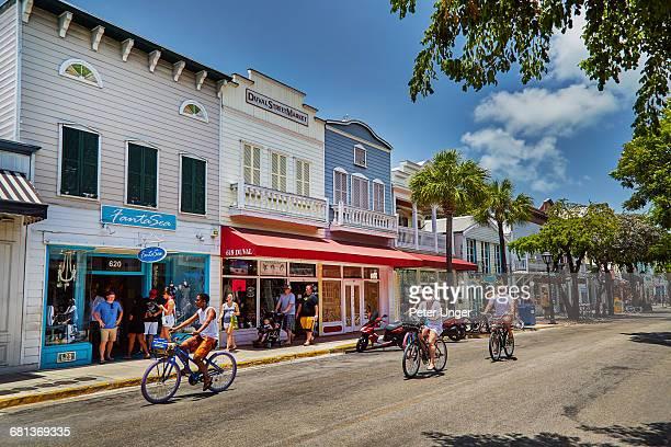 Shops on Duval Street, Key West