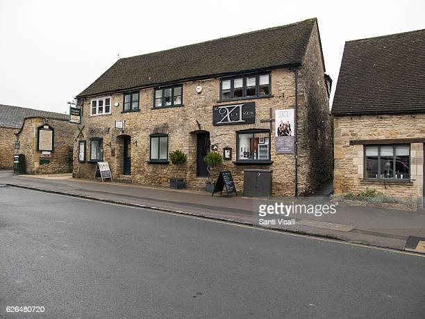 Shops on September 27 2016 in Stowonthewold Cotswold