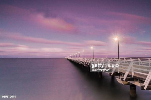 Shorncliffe Pier tranquility