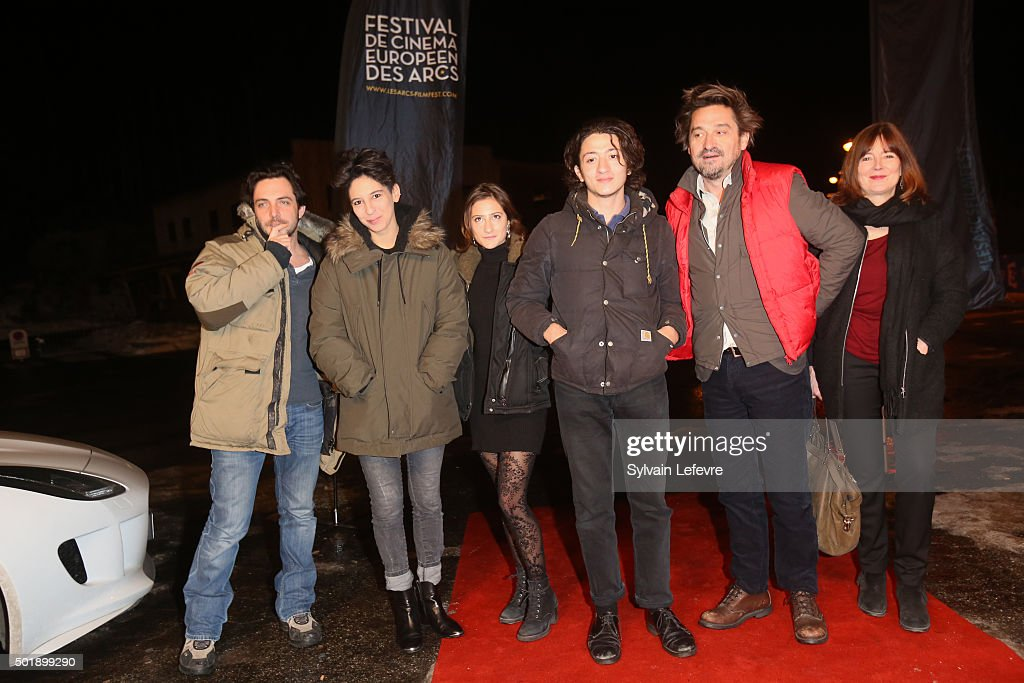 "Closing Ceremony - 7th ""Les Arcs"" European Film Festival"