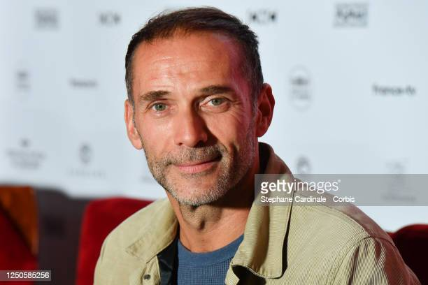 Short film jury member Malcolm Conrath attends 34th Cabourg Film Festival Short Film Jury Photocall on June 18 2020 in Paris France