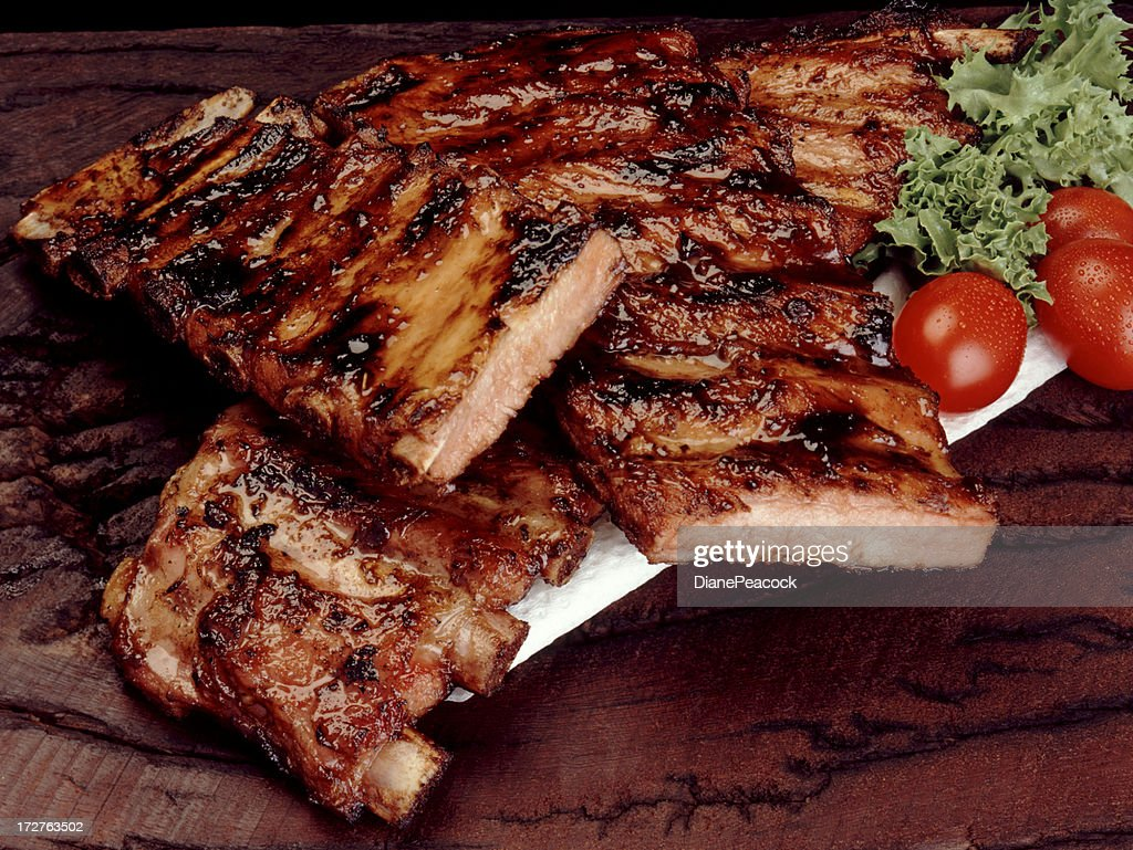 Short Rib : Stock Photo