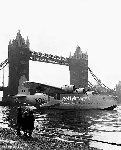 RAF Short S25 'Sunderland' MkV