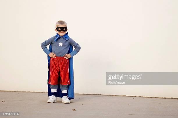 Short Superhero