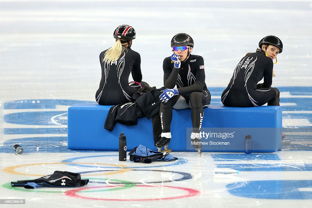 Previews - Winter Olympics Day - 6
