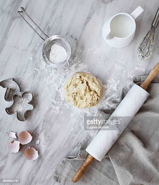 Shortcrust dough