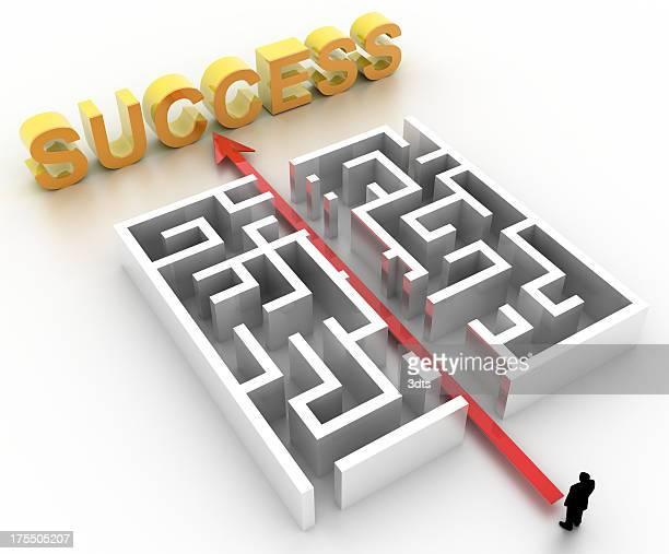 Prenez un raccourci vers le statut de réussite