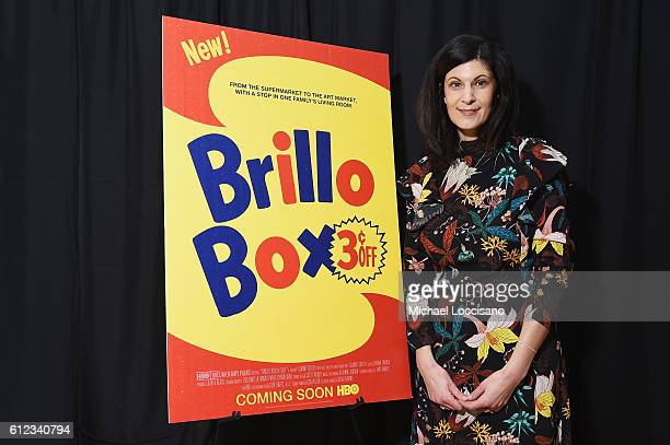Shorts Director Lisanne Skyler attends the 54th New York Film Festival at Bruno Walter Auditorium on October 3 2016 in New York City