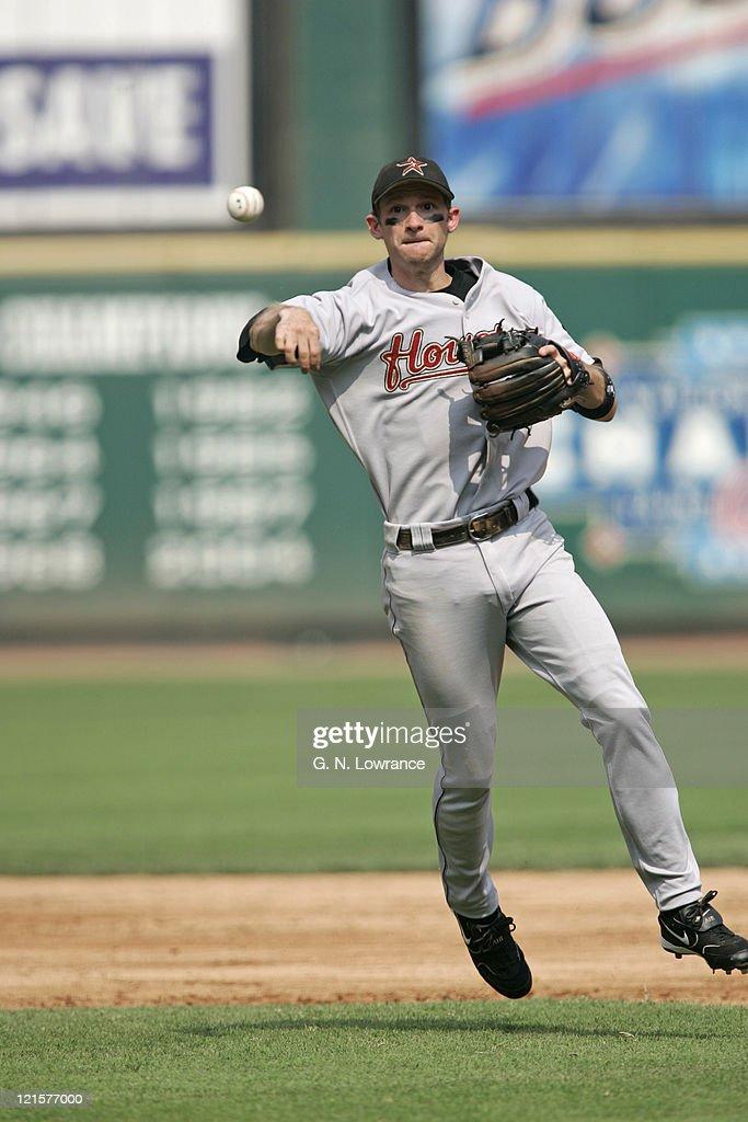 Houston Astros vs St. Louis Cardinals - July 16, 2005