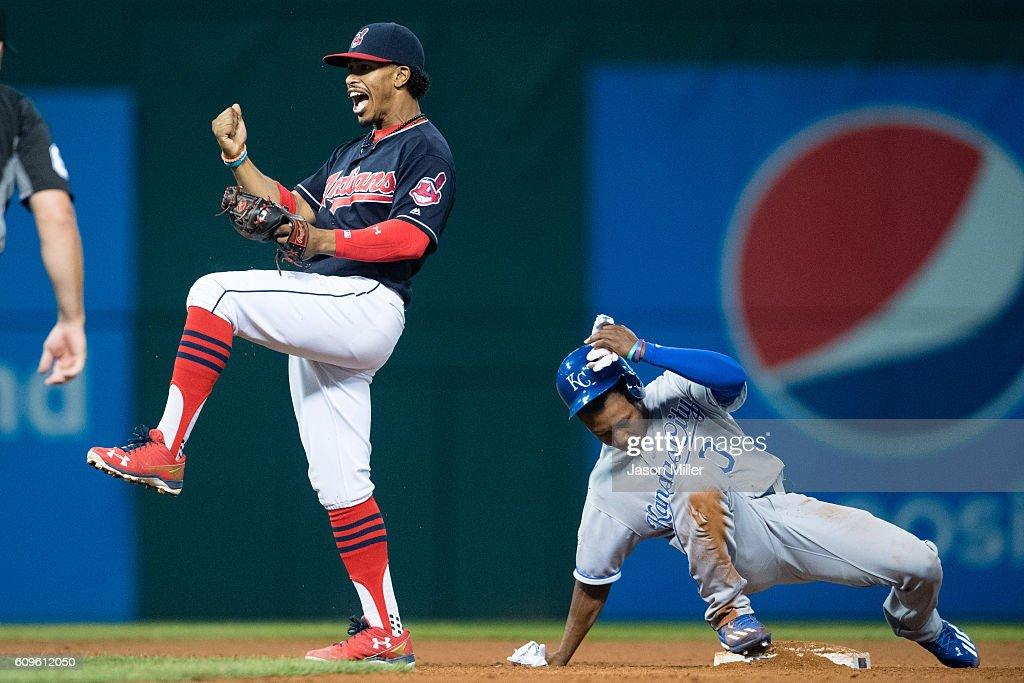 Kansas City Royals v Cleveland Indians