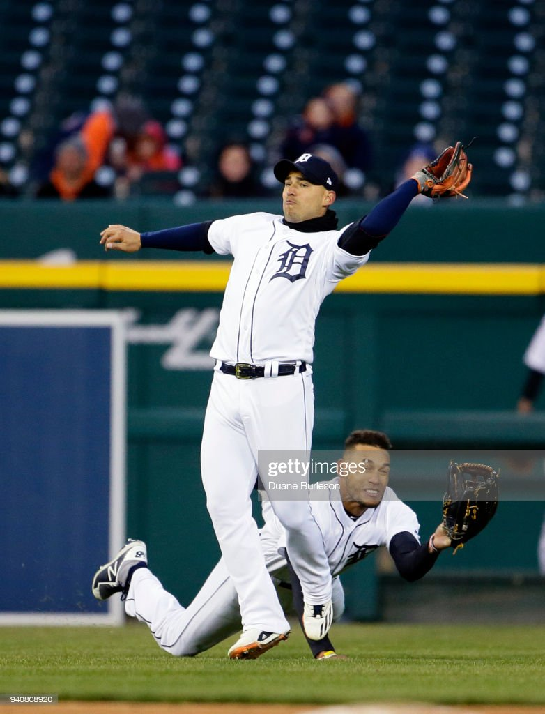 Pittsburgh Pirates v Detroit Tigers - Game Two : News Photo