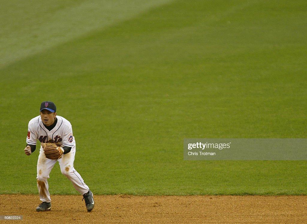Braves v Mets : ニュース写真